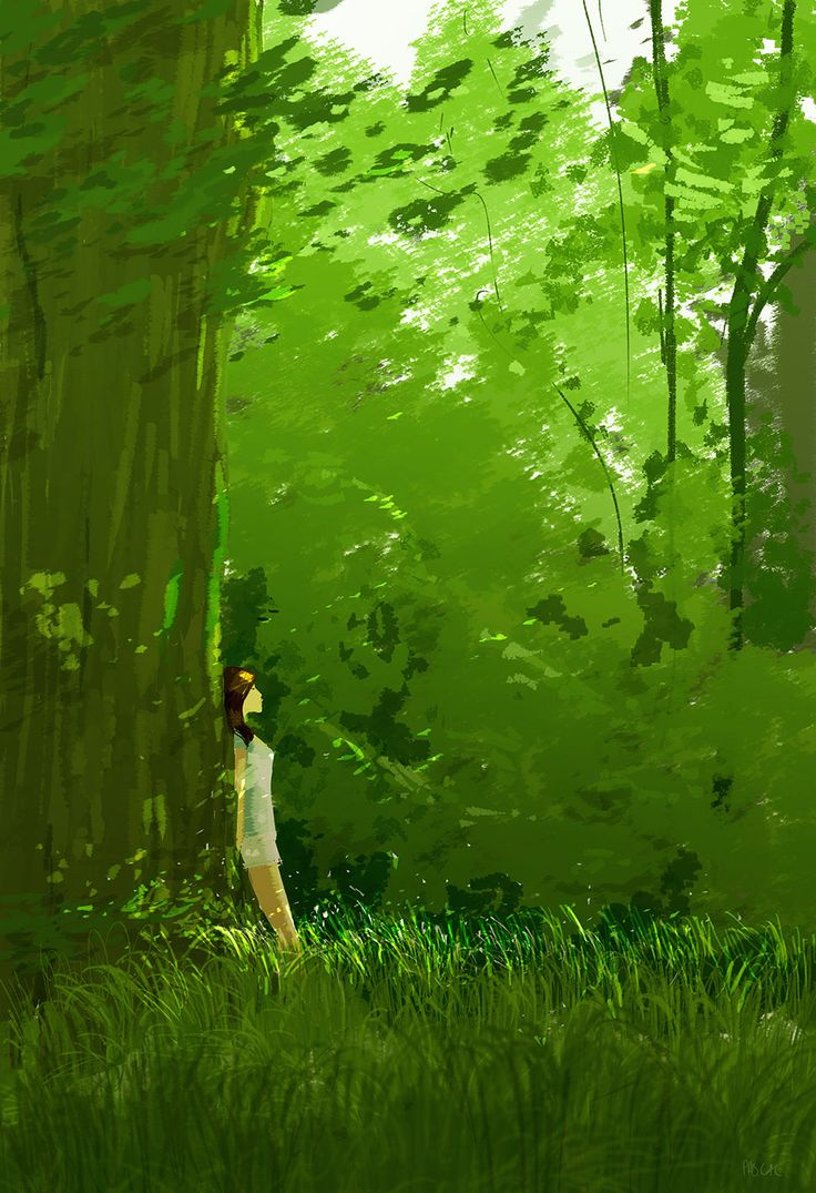 Breathe in breathe out... by PascalCampion. ► get more @rohitanshu ◄