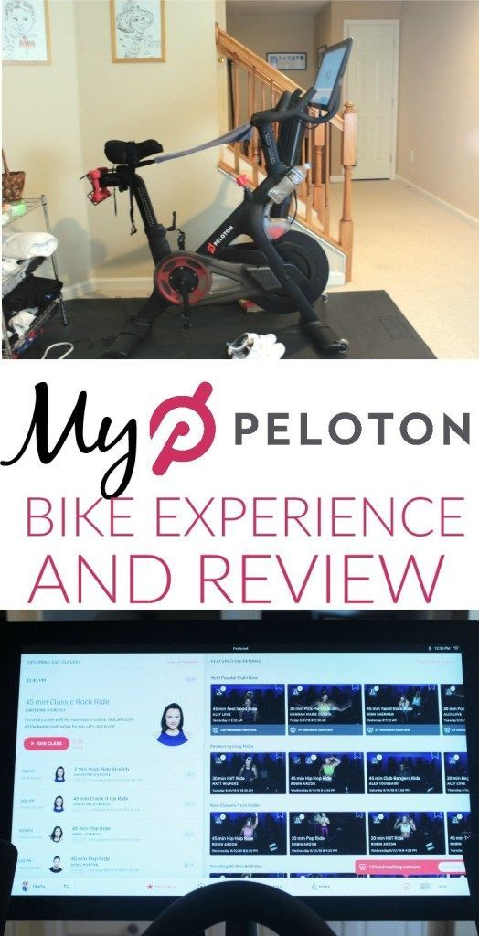 My Peloton Bike Experience And Review In 2020 Peloton Bike Bike Experience Peloton