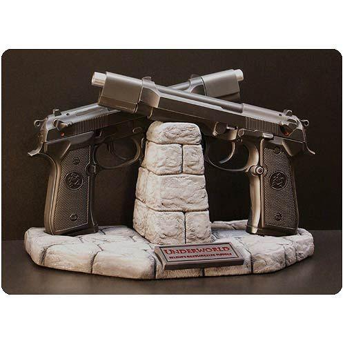 Underworld Selene's Deathdealer Pistols Replica Statue
