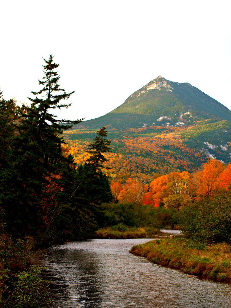 Breathtaking beauty, Mt. Katahdin, Maine