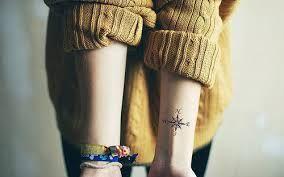 Resultado de imagen para rosa delos vientos tatuaje