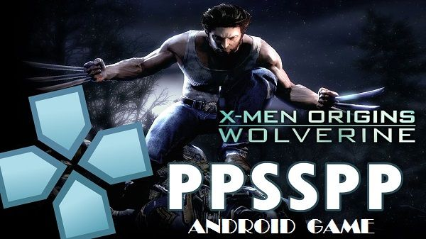 X Men Origins Wolverine Iso Psp For Android Game Download X Men Origins Wolverine Is One Of The Very Popular Android Game Android Games Download Games X Men