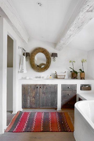 EN MI ESPACIO VITAL: Muebles Recuperados y Decoración Vintage: