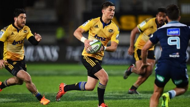 Otere Black has given Hurricanes coach Chris Boyd food for thought as he ponders at least one more week without first five-eighth Beauden Barrett.  The Hurricanes 29-5 win over the Blues has propelled the franchise into the Super Rugby playoffs for the first time since 2009 regardless of what happens over the remaining three weeks of the regular season.