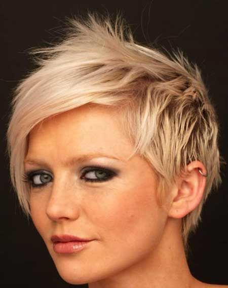 30 Short Blonde Hairstyles | http://www.short-haircut.com/30-short-blonde-hairstyles.html