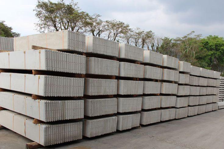 Precast Concrete Fence Panel Pagar Our Products