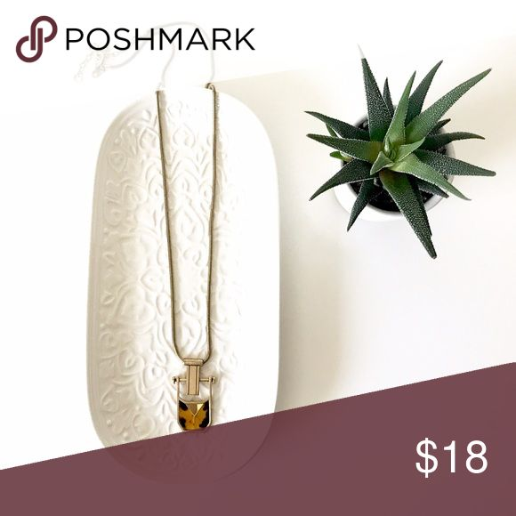 "J C r e w • Tortoise Pendant Necklace The golden tortoise pendant is a perfect mix of retro, modern and classic all in one! Pair with a plain white tee or a strapless beauty--this is a great addition to your closet!  -28"" length, w/3"" extender -zinc casting, steel chain, cubic zirconia & acrylic sheet  -light gold is plating -preloved, this does show tarnish near pendant loop, on closure and on chain (please view all photos...due to nature of the colors and style, it's so hard to…"