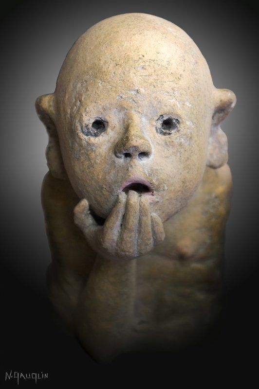   http://pinterest.com/toddrsmith/boards/   - Nathalie Gauglin - French Sculptor ©photo : Cyril Rezé - [ #S0FT ]