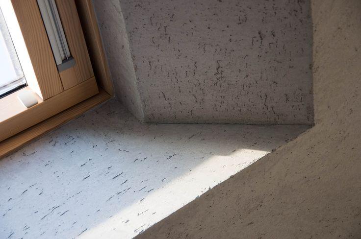 betonowa ściana? nie, to tylko imitacja betonu tworzy wrażenie betonowej płyty / concrete wall? no, it's just an imitation of concrete creates an impression of the concrete slab