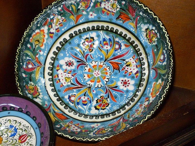 Turkish ceramic by selim416, via Flickr