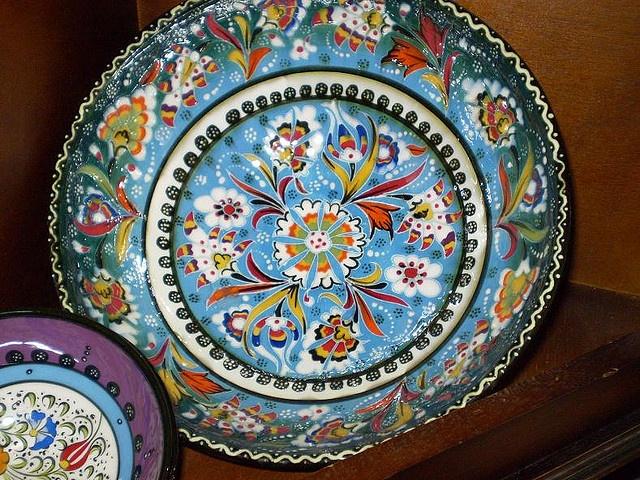 Turkish ceramic by selim416, via Flickr