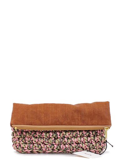 【楽天市場】【送料無料】【MUUN/ムーニュ 】crochet clutch クラッチ バッグ anna pk【smtb-kd】【楽ギフ_包装】【楽ギフ_メッセ】【RCP】:バッグのセレクトショップ DANJO