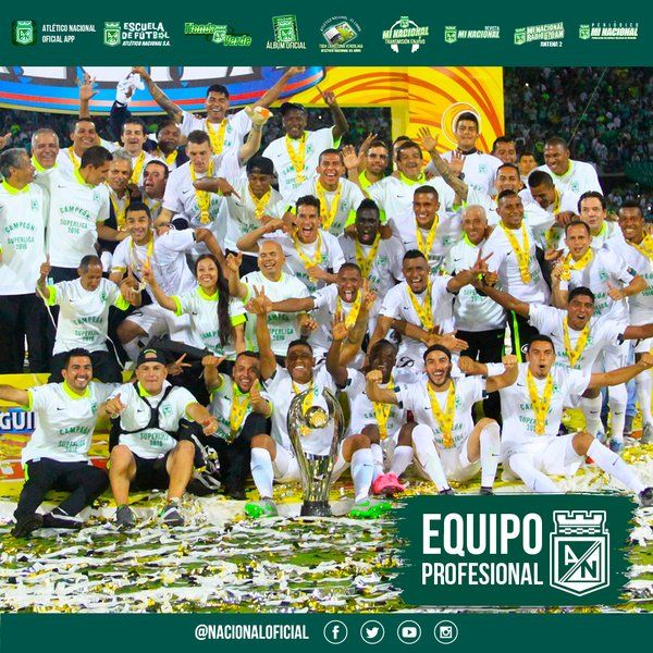 Campeon Superliga 2016
