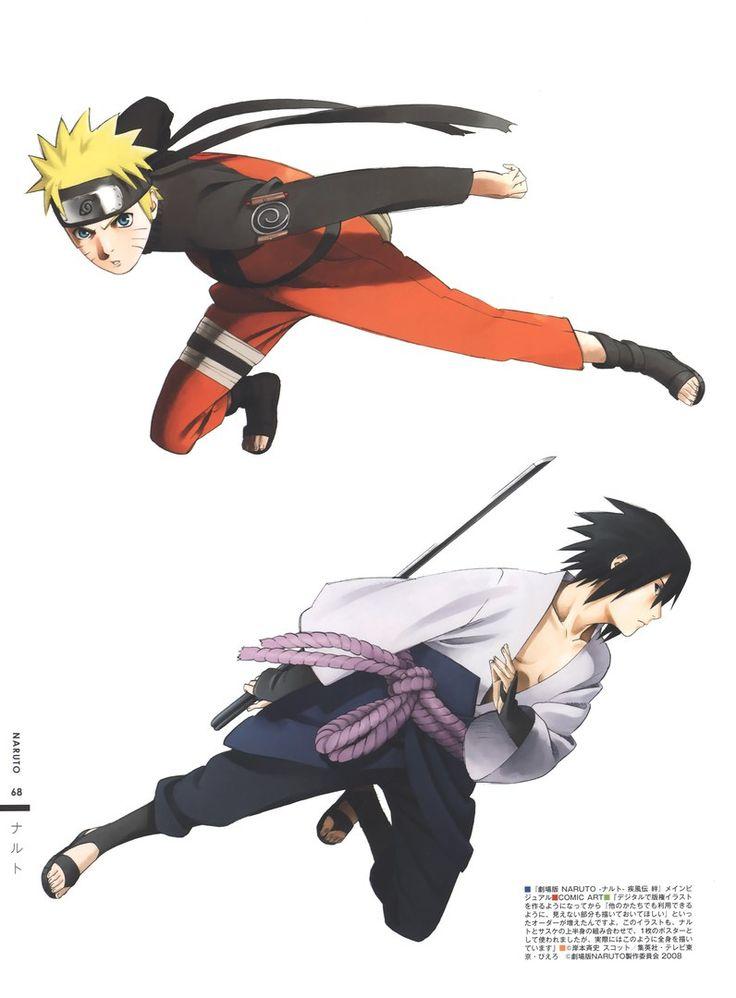 Naruto Uzumaki & Sasuke Uchiha || Naruto Shippuden