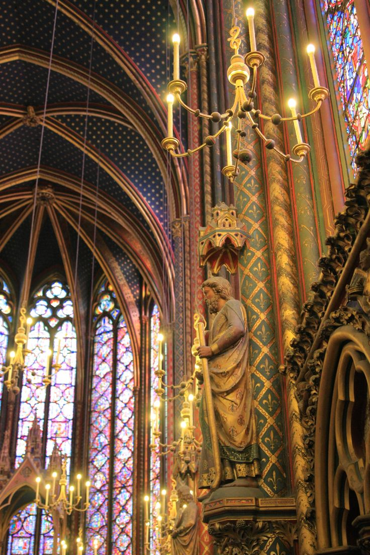 What to see in Paris? La Sainte Chapelle!