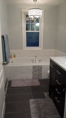 Bathroom Remodel Before And After Pics With Images