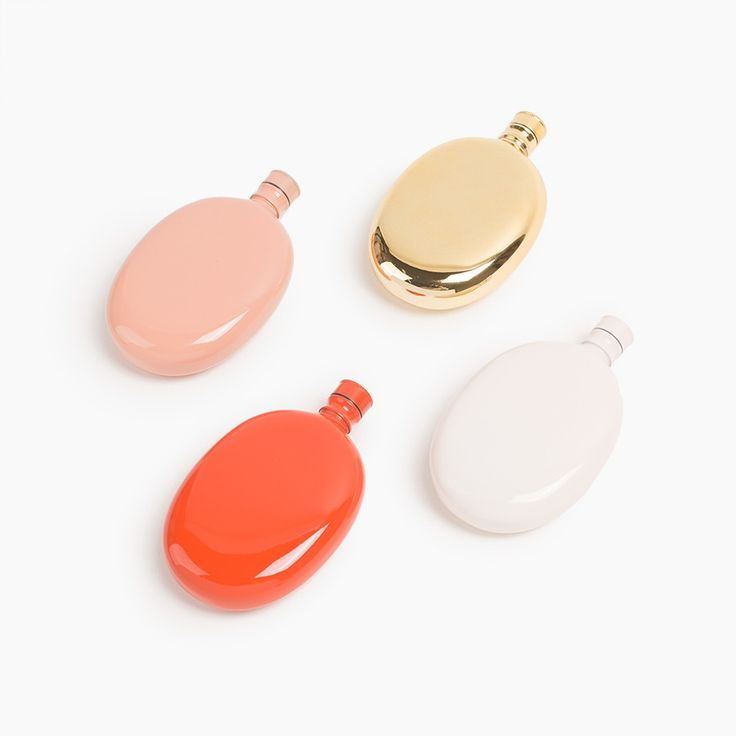 Pebble Flask by Poketo