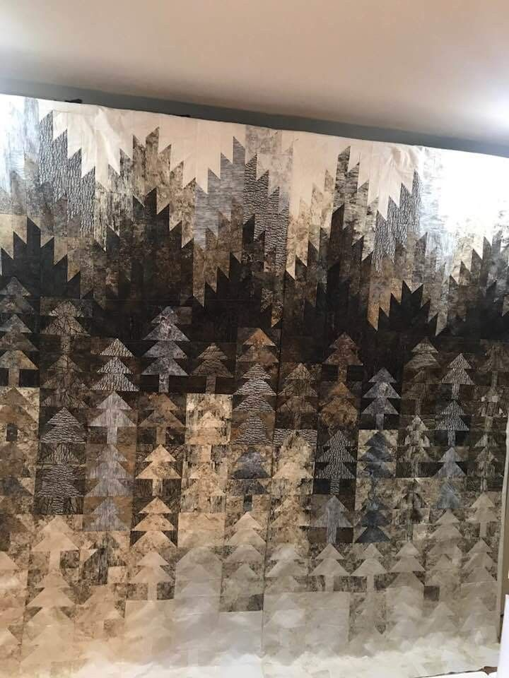 22 Best Pine Tree Quilt Blocks Images On Pinterest Quilt