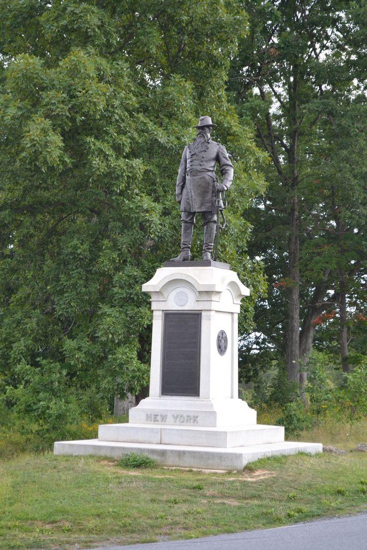 Gettysburg National Military Park, PA (Национальный Военный Парк Геттисберг)