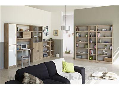 Moderní nábytek do pracovny