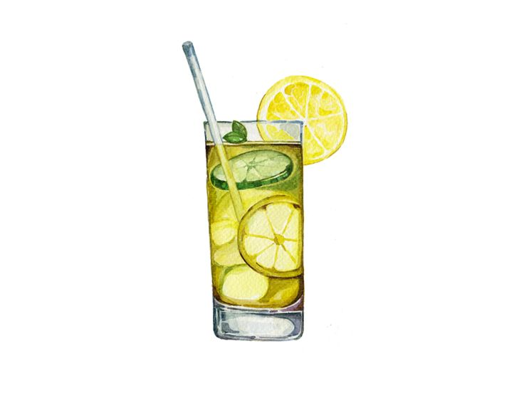 Lemonade - Day #023 by Seong Lee
