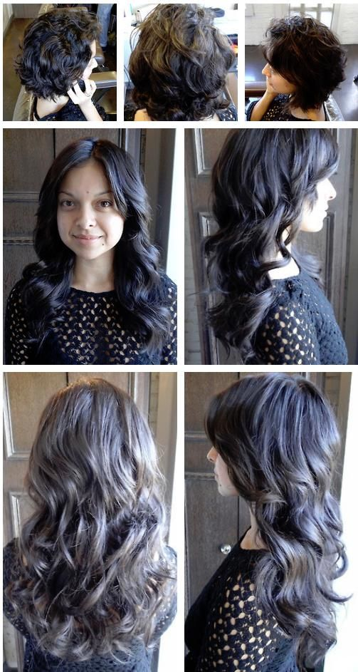 108 Best Hair Extensions Images On Pinterest Make Up Looks Hair