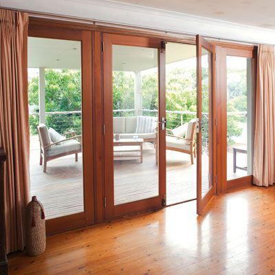 Replace a window with French doors for a seamless transition between interior and exterior living spaces. | Handyman Magazine |
