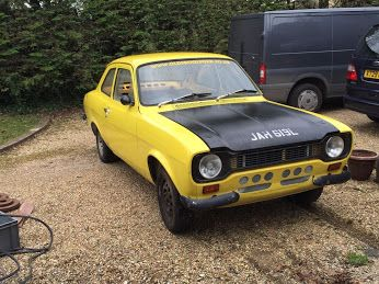 Classic Fords For Sale - Google+FOR SALE - 1972 Ford Escort Mk1 VIEW EBAY AD >> http://ebay.to/1CJMPrJ
