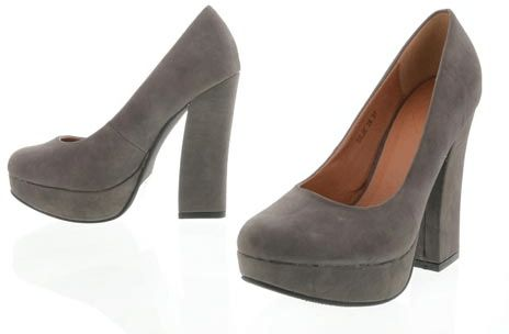 Köp SBar Silje 28 Gråa skor | Stilettklackar för Dam ✓ Fri frakt ✓ Fri retur ✓ Snabba leveranser. Prisgaranti!