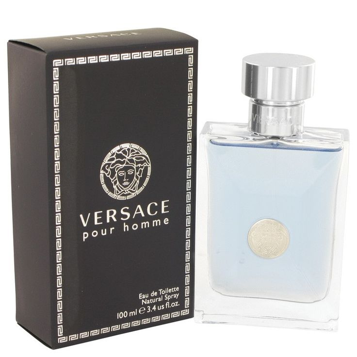 Versace Pour Homme Versace Masculino Edt 100ml - https://www.dgstores.com.br/ersace-pour-homme-versace-masculino-edt-100-ml