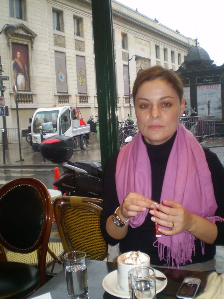 coffee in Paris 2010!!