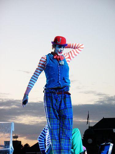 Take That The Circus Tour: Jason Orange, via Flickr.