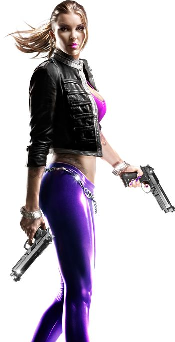 Saints Row the Third Shaundi | Shaundi_-_Render.png