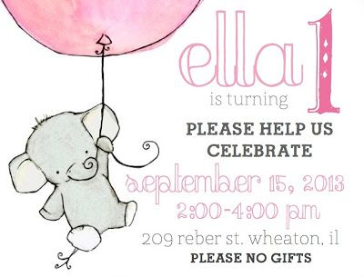 17 Best ideas about Elephant First Birthday on Pinterest   Baby ...