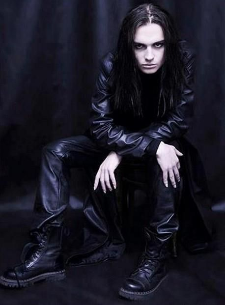 Dark, evil, and totally hot! | GOTH MAN | Pinterest Be Yourself Quotes For Boys