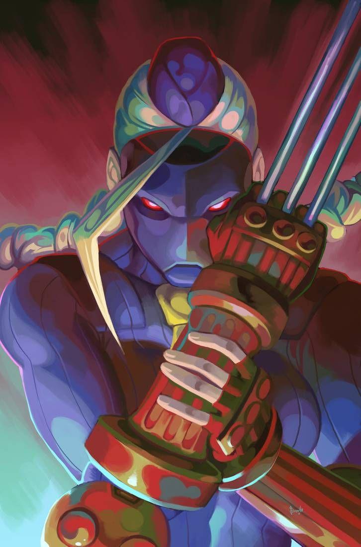 Decapre by PnzrK on DeviantArt   Ryu street fighter, Street fighter characters, Street fighter art
