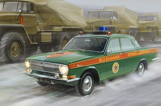 100%™ GAZ Volga 3124