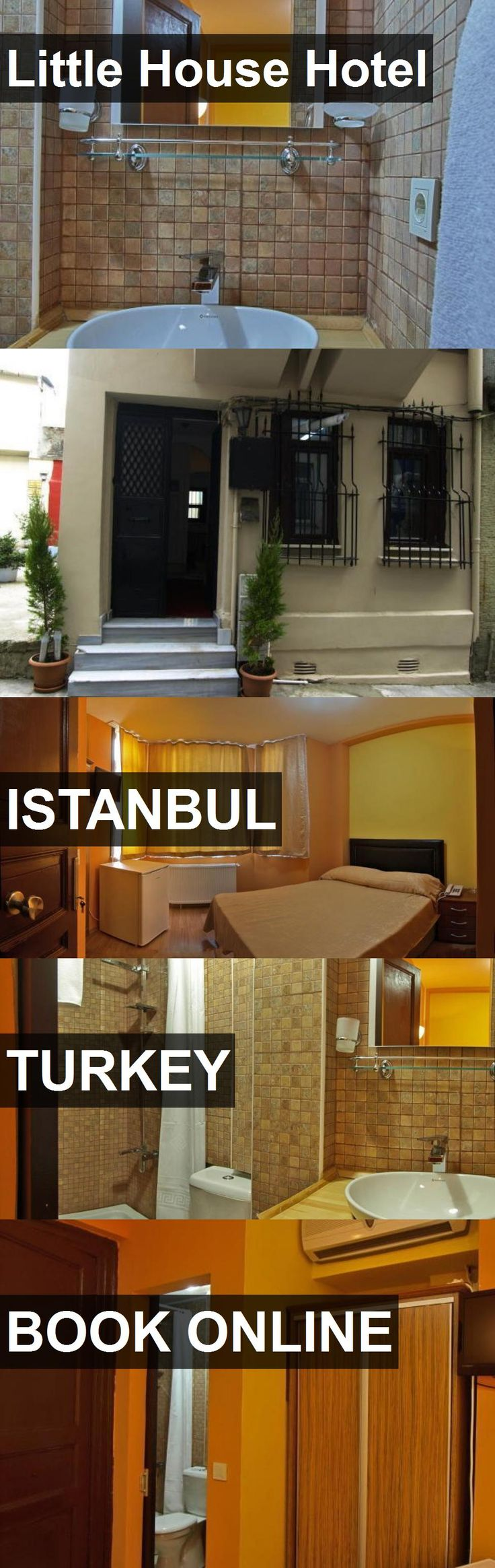 Little House Hotel in Istanbul, Turkey. For more information, photos, reviews and best prices please follow the link. #Turkey #Istanbul #travel #vacation #hotel