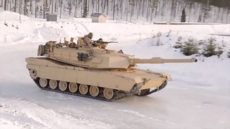 M1A2 Abrams and Leopard 2A7 Excercise Live Fire | HD