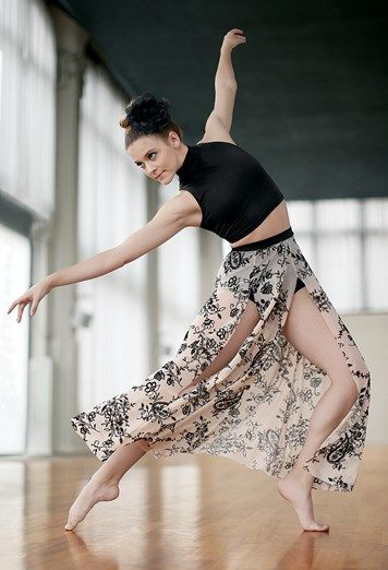 Flocked Mesh Maxi Skirt | Balera™
