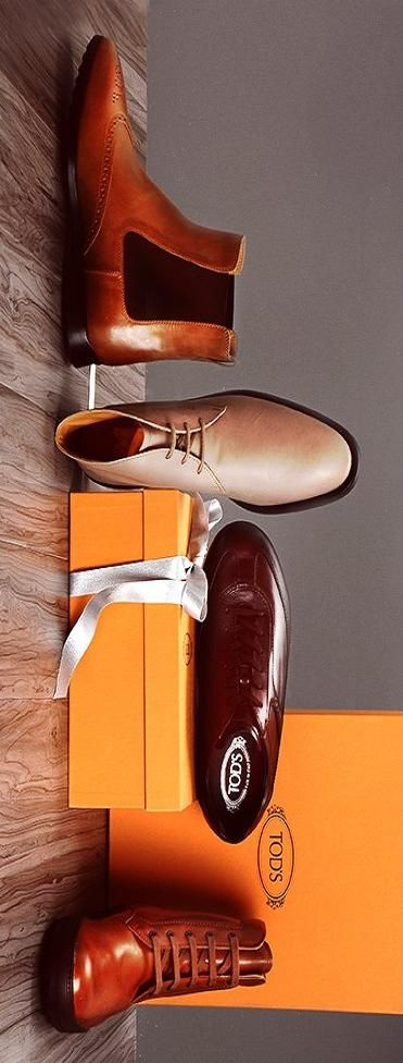 Fashion Men's Shoes on the Internet. TOD's Collection. #menfashion #menshoes #menfootwear