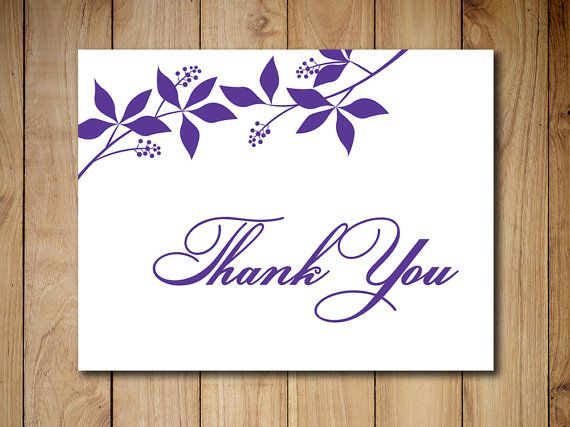 Best 25+ Diy wedding thank you cards ideas on Pinterest Wedding - wedding thank you note