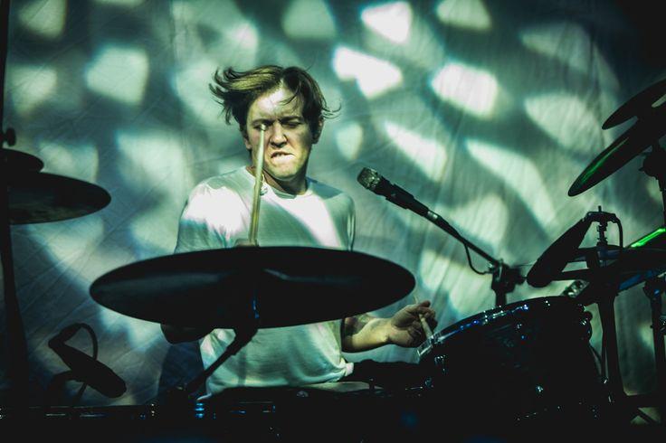 Lao Che Fot. Roman Rogalski  #drummer