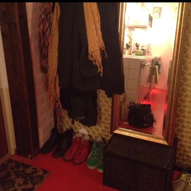 hallway hangers