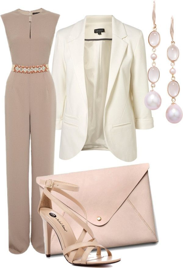 """Jumpsuit"" by irenesdreams ❤ liked on Polyvore"