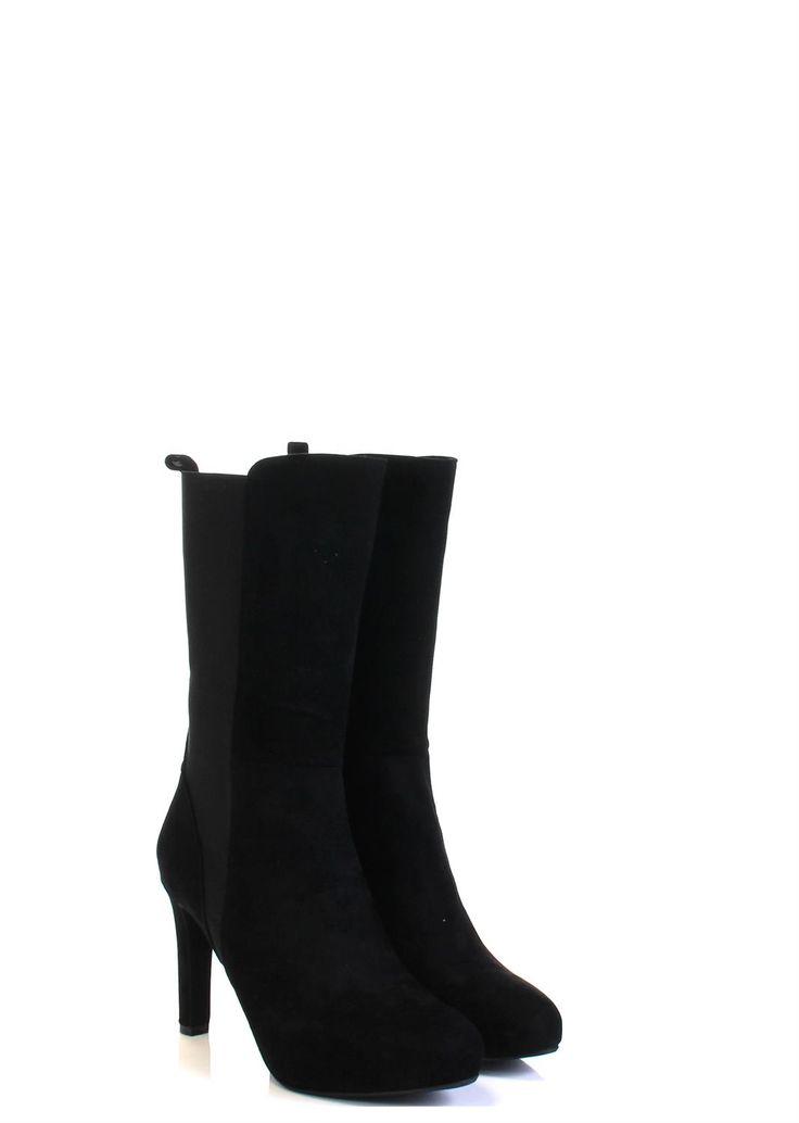 Evaluna 997 - Korte Laarzen & Boots - Dames - Donelli