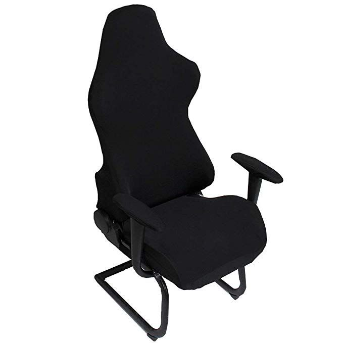 Leather Computer Chair Cover