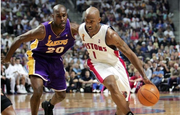 2004 NBA Finals: Detroit d. Lakers in 5