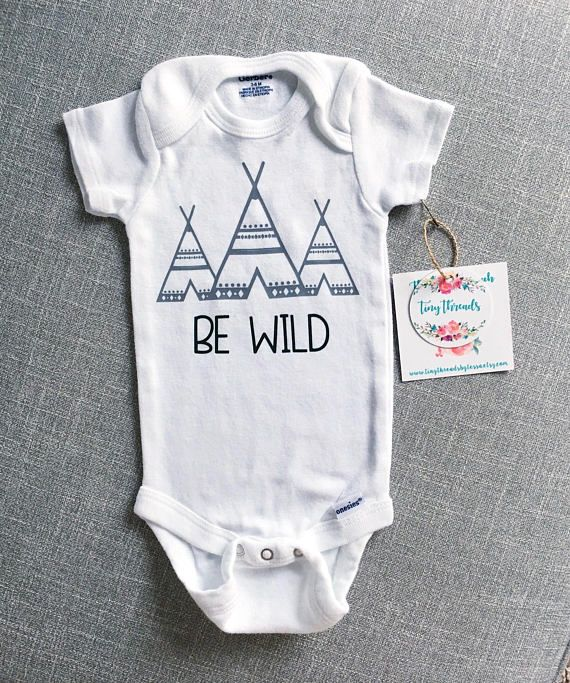 bee5c5d23 Be Wild Onesie®