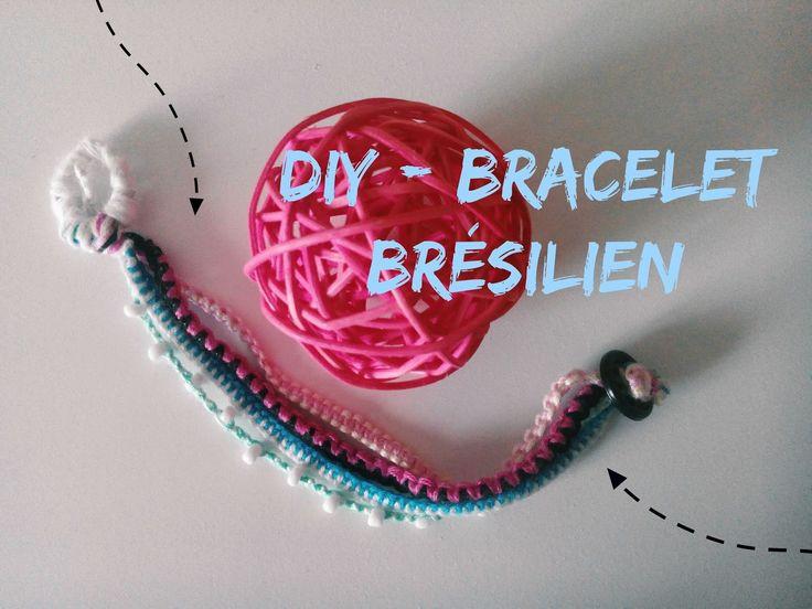 Envie de créer votre propre bracelet brésilien? C'est par ici!